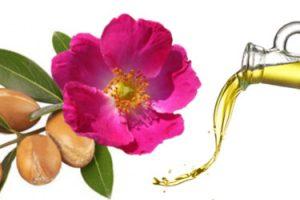 Aceite de rosa mosqueta para eliminar las estrias rojas y blancas