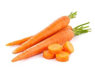 zanahoria para eliminar las estrias