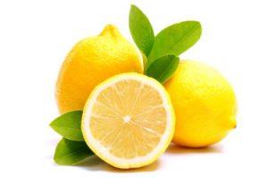 Eliminar estrías con limón