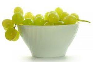Las uvas para evitar las estrias