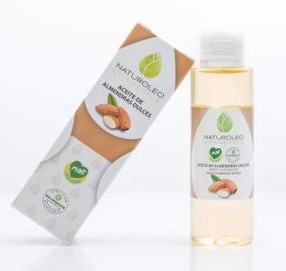 naturoleo aceite de almendras dulces estrias